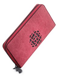 Folli Follie Santorini Flower Glimpse Wallet Red