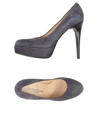 Gastone Lucioli Pumps Purple