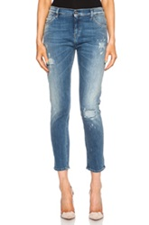 Mih Jeans Tomboy In Blue