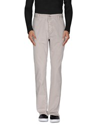 Antony Morato Trousers Casual Trousers Men Light Grey