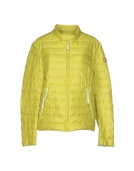 Kejo Coats And Jackets Jackets Women Acid Green