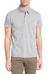 Men's Peter Werth 'Vista' Trim Fit Stripe Polo