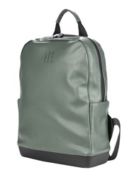 Moleskine Backpacks And Fanny Packs Military Green