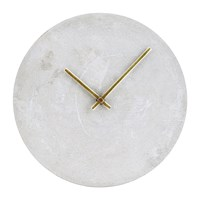 House Doctor Watch Wall Clock Concrete