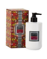 Lafco Inc. Body Cream Orange Blossom And Pomegranate 11 Fl. Oz. 330 Ml
