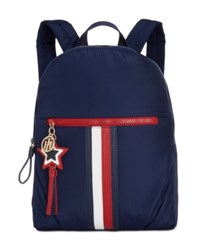 Tommy Hilfiger Karina Small Backpack Tommy Navy