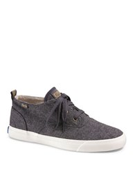 Keds Triumph Mid Top Wool Sneakers Graphite