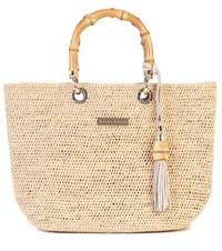 Heidi Klein Savannah Bay Mini Tote Beige