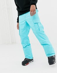 Billabong Transport Snow Trousers In Blue