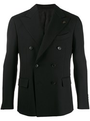Gabriele Pasini Fitted Double Breasted Blazer 60