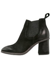 Mjus Ankle Boots Nero Black