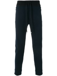 Ermanno Scervino Side Stripe Track Trousers Blue