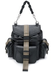 Diesel Miss Match Backpack Black