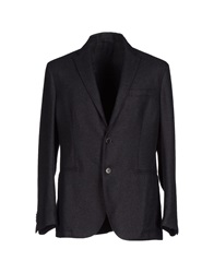 Couture Du Cuir Blazers Steel Grey