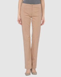 Martine Sitbon Casual Pants Skin Color