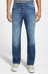 Mavi Jeans Men's Big And Tall 'Myles' Straight Leg Mid Yaletown