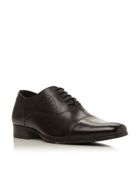 Howick Actors Lace Up Formal Shoes Black