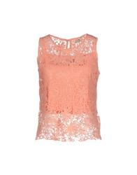 Molly Bracken Tops Pink