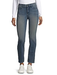 Not Your Daughter's Jeans Alina Mid Rise Legging Arctic