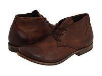 Walk Over Vintage Collection Vaughn Chukka Chocolate Men's Lace Up Boots Brown