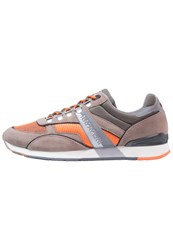 Napapijri Rabari Trainers New Khaki Bright Orange
