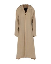 Undercover Coats And Jackets Full Length Jackets Women Sand