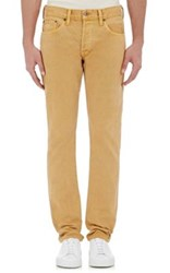 Simon Miller Men's Cadiz Slim Jeans Tan