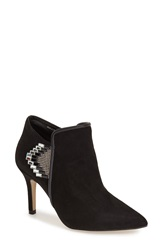 Menbur 'Canada' Pointy Toe Ankle Bootie Women Black