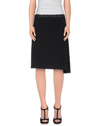 Ermanno Scervino Scervino Street Skirts Knee Length Skirts Women Black