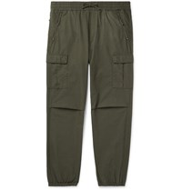Carhartt Wip Cotton Ripstop Cargo Trousers Green