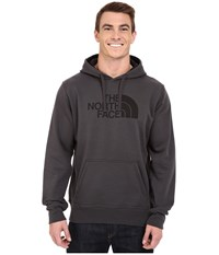 The North Face Half Dome Hoodie Asphalt Grey Tnf Black Men's Long Sleeve Pullover