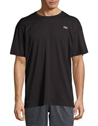 Helly Hansen Baselayer Utility Tee Black