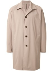 Harris Wharf London Lightweight Single Breasted Coat 60