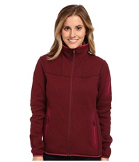 Arc'teryx Covert Cardigan Zinfandel Women's Sweater Brown