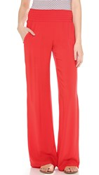 Splendid Woven Wide Leg Pants Fiesta