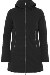 Fusalp Shell Hooded Down Coat Black