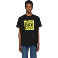Givenchy Black Square Sun T Shirt