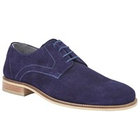 John Lewis Kin By Bobby Ll Derby Shoes Deep Blue