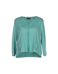 Anneclaire Cardigans Light Green