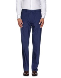 Hartford Trousers Casual Trousers Men Blue