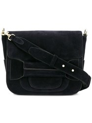 Tila March Ali Shoulder Bag Blue
