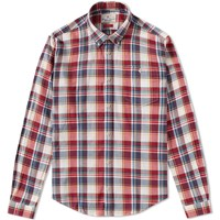 Barbour Oscar Shirt White
