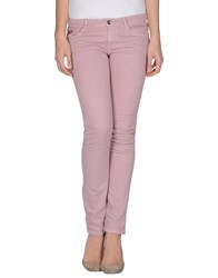 Unlimited Denim Denim Trousers Women Pastel Pink