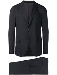 Lardini Two Piece Suit Black