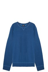 A.P.C. Dyed Sweater Blue