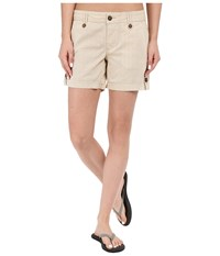Mountain Khakis Island Short Yellowstone Women's Shorts Beige
