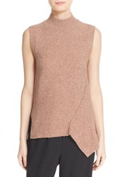 Brochu Walker Women's 'Freya' Mock Neck Sleeveless Top