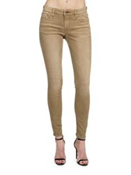 Cult Of Individuality Zen Mid Rise Jeans Desert