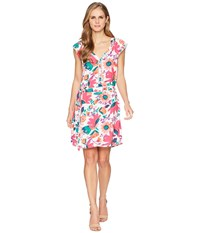 Hatley Carrie Dress Tortuga Bay Floral Multi