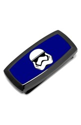 Cufflinks Inc. Star Wars Tm Money Clip Blue Storm Trooper